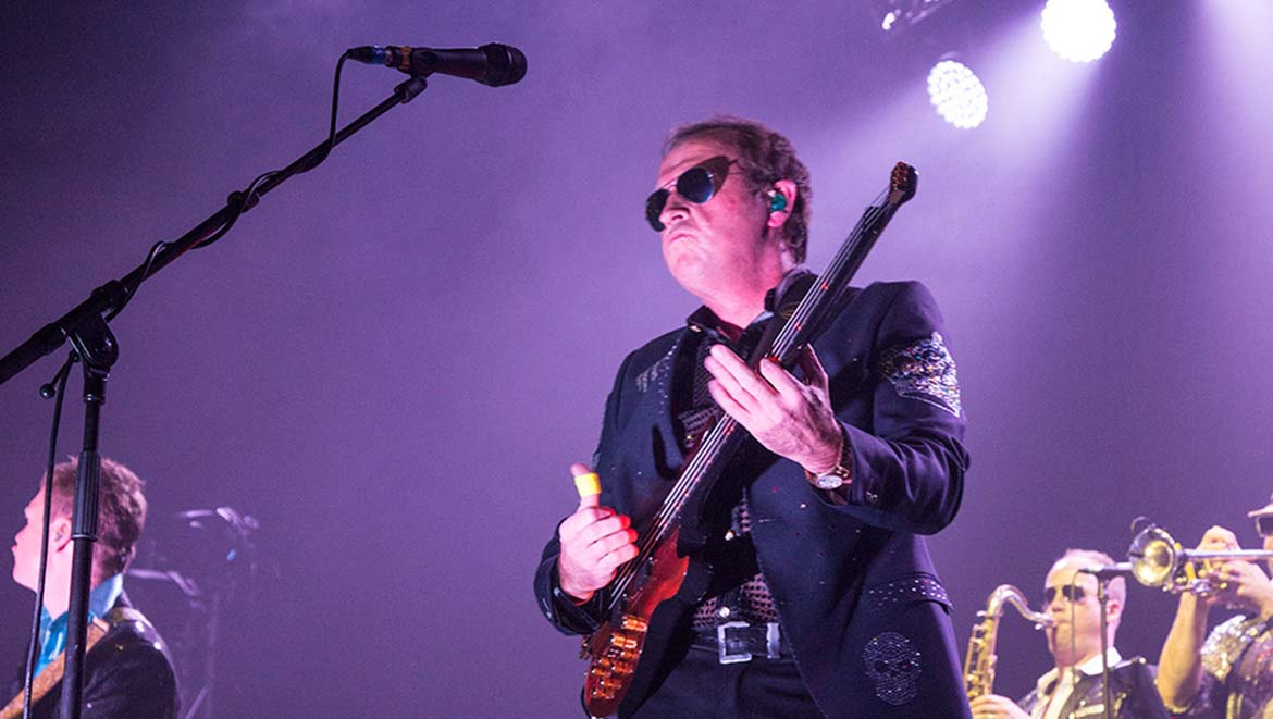 Level 42 Adds DPA Microphones to its Tour Roster
