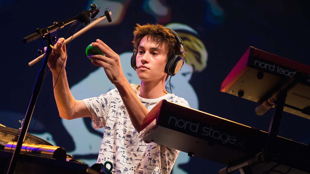 Jazz Music's 'New Messiah' Uses DPA Microphones to Record Live Stage Shows