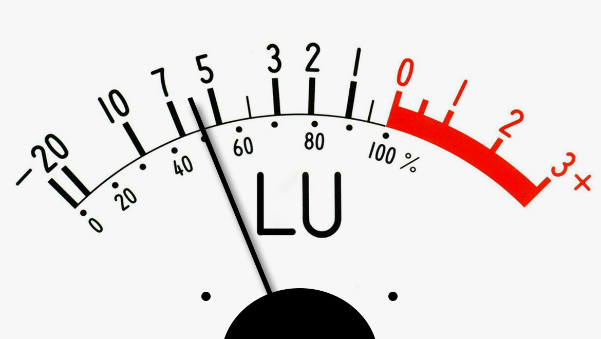Loudness & microphone - All about mic loudness standards