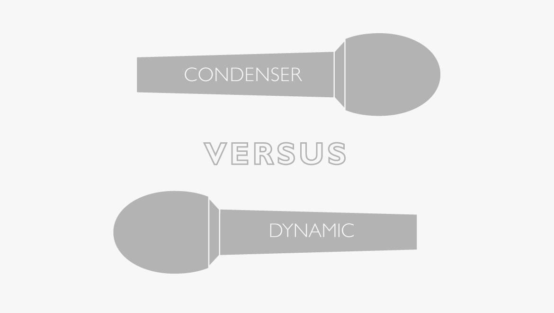 10 statements on condenser mics vs dynamic mics. Black Bedroom Furniture Sets. Home Design Ideas