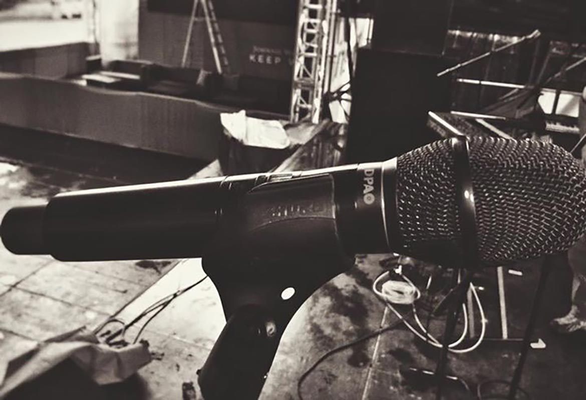 d:facto™ Vocal Microphone