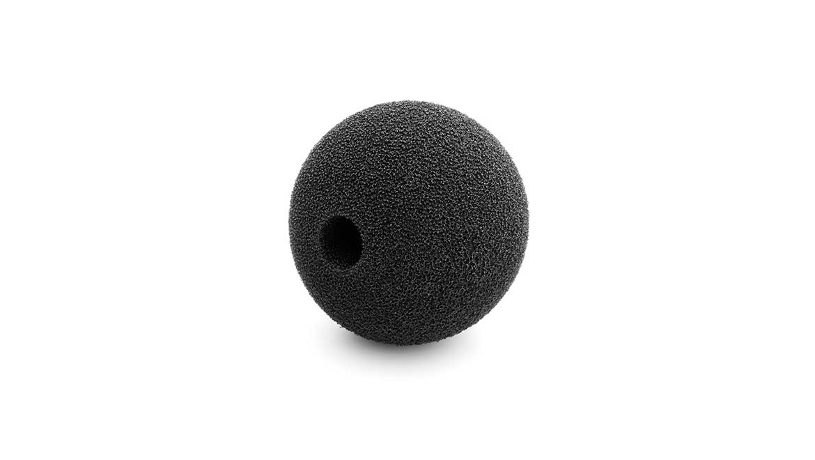 Foam Windscreen for 4041 Omni Large Diaphragm Pencil Microphone (DUA0040)