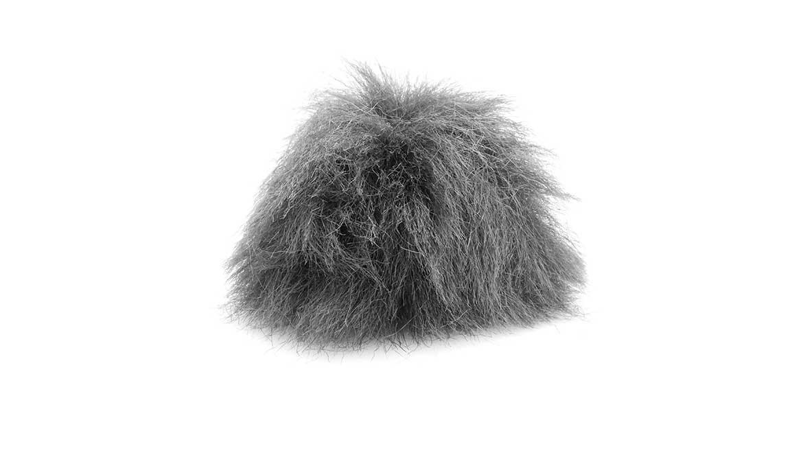 Fur Windscreen for 4071 Lavalier Microphone (DUA0571)