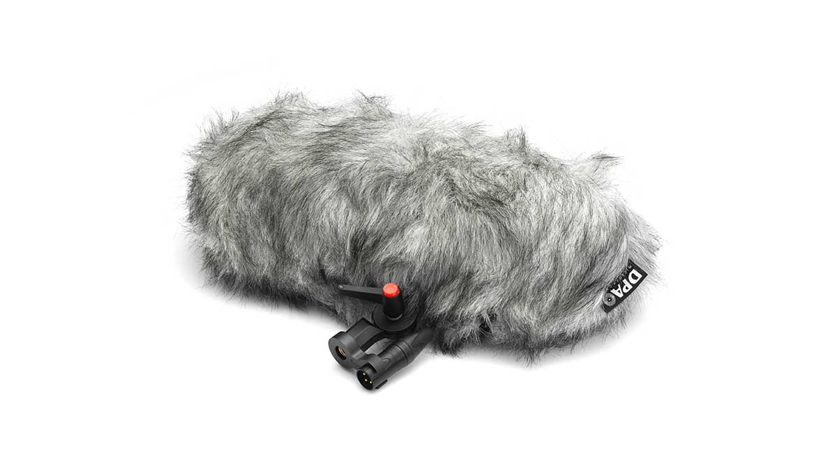 Rycote Windshield Kit for 4017 Shotgun Microphone (RWK4017B. RWK4017C)