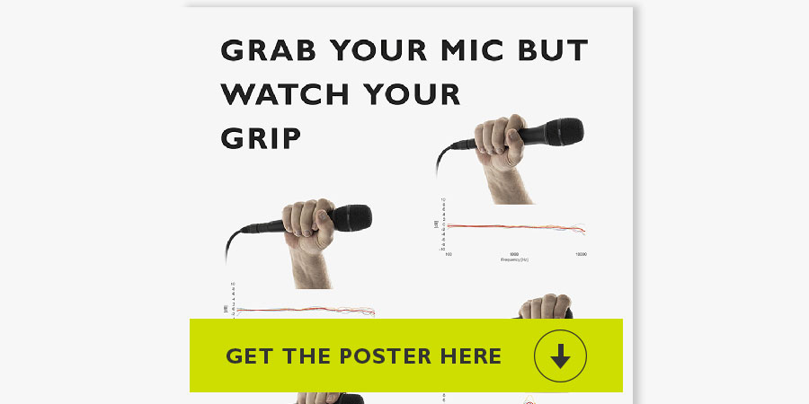 Grab your mic