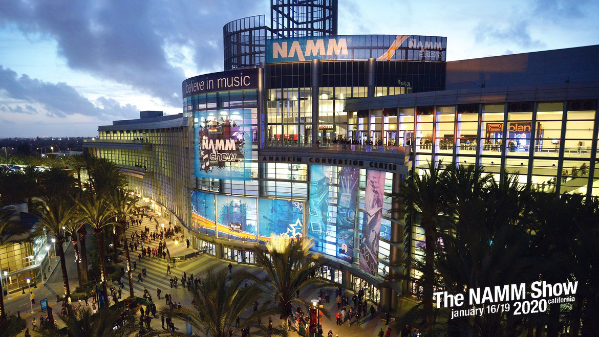 2020 Namm Show.Join Dpa Microphones At Namm 2020