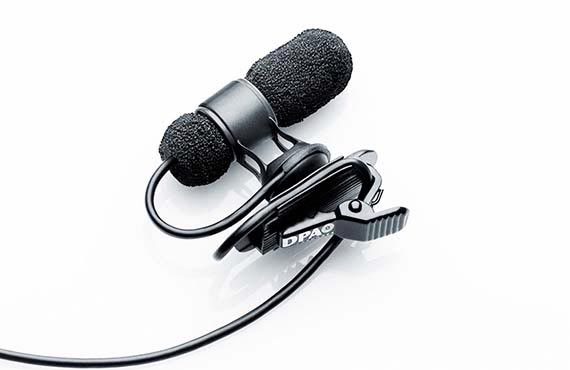 D Screet Small Microphones For Recording And Live
