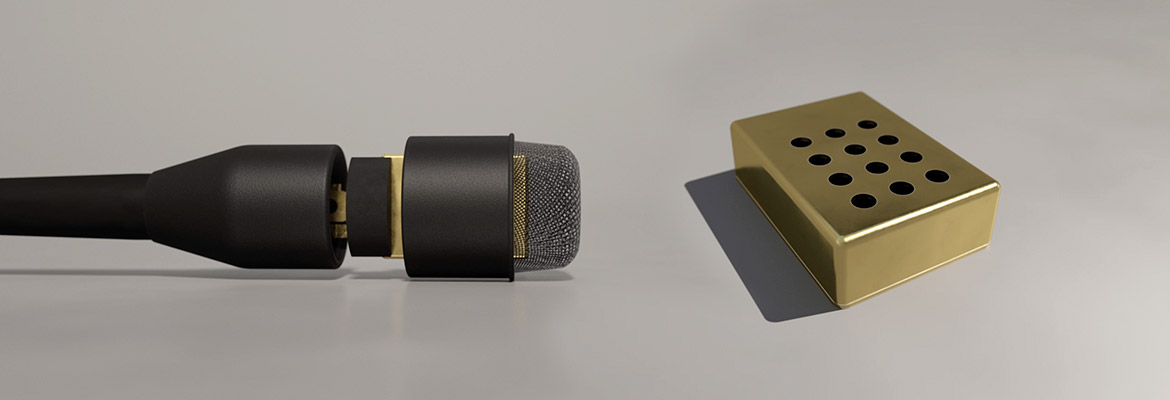 Dscreet 4060 Series Miniature Omnidirectional Microphone. Both Of These Grids Are Made Anodized Stainless Steel Giving A Tough And Scratch Resistant Surface They Can Be Detached From The Microphone Cleaned. Wiring. Realistic Fm Wireless Microphone System Diagram At Guidetoessay.com