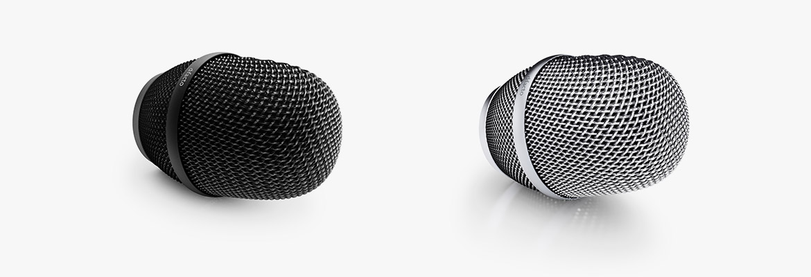 d:facto™ Vocal Microphones - True studio sound on the live stage