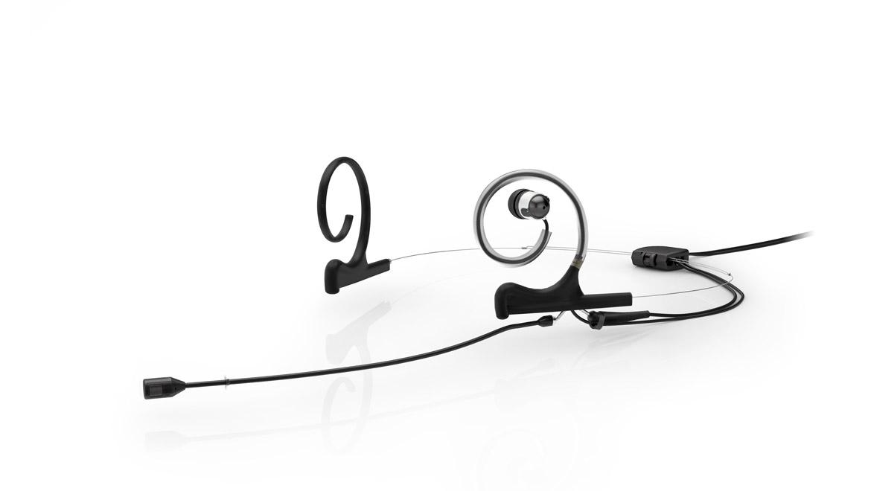 D Fine In Ear Broadcast Headset Microphone